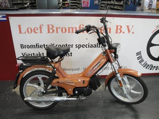 Tomos Luxe 25km