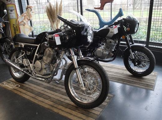 Mash Cafe Racer TT40 400cc