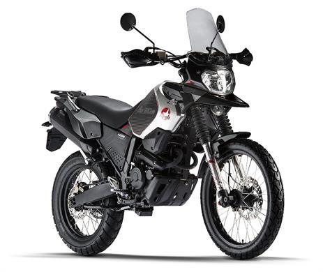 Mash Adventure Euro3 400cc