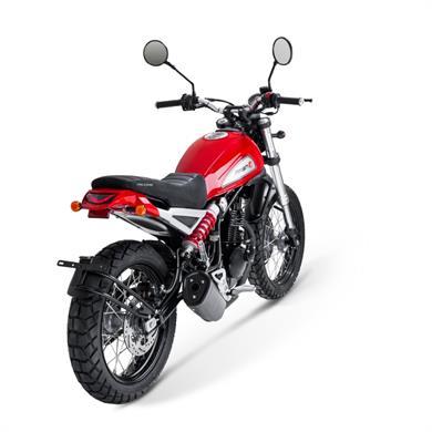 Mash Falcone 125cc